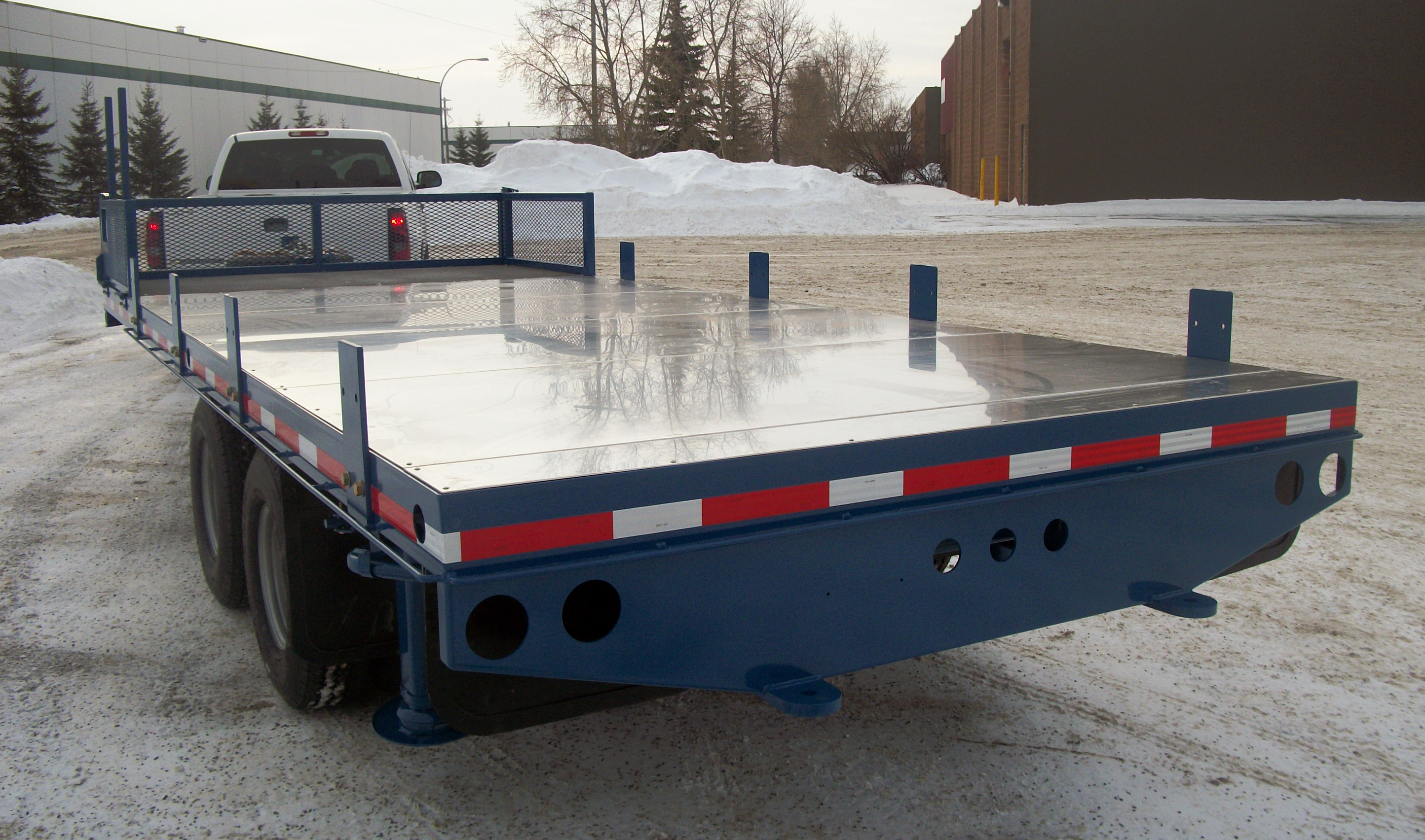 Trailer Fabrication