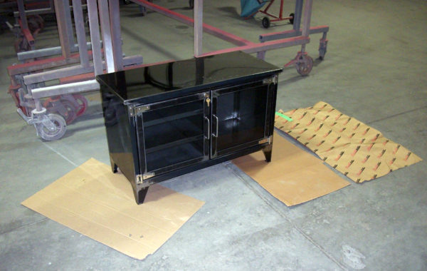 Tool Box Fabrication