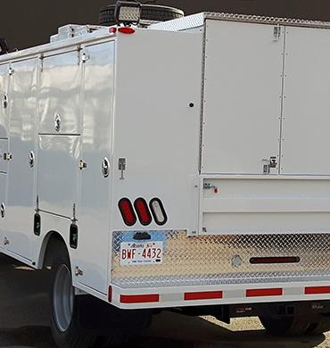 truck body fabrication