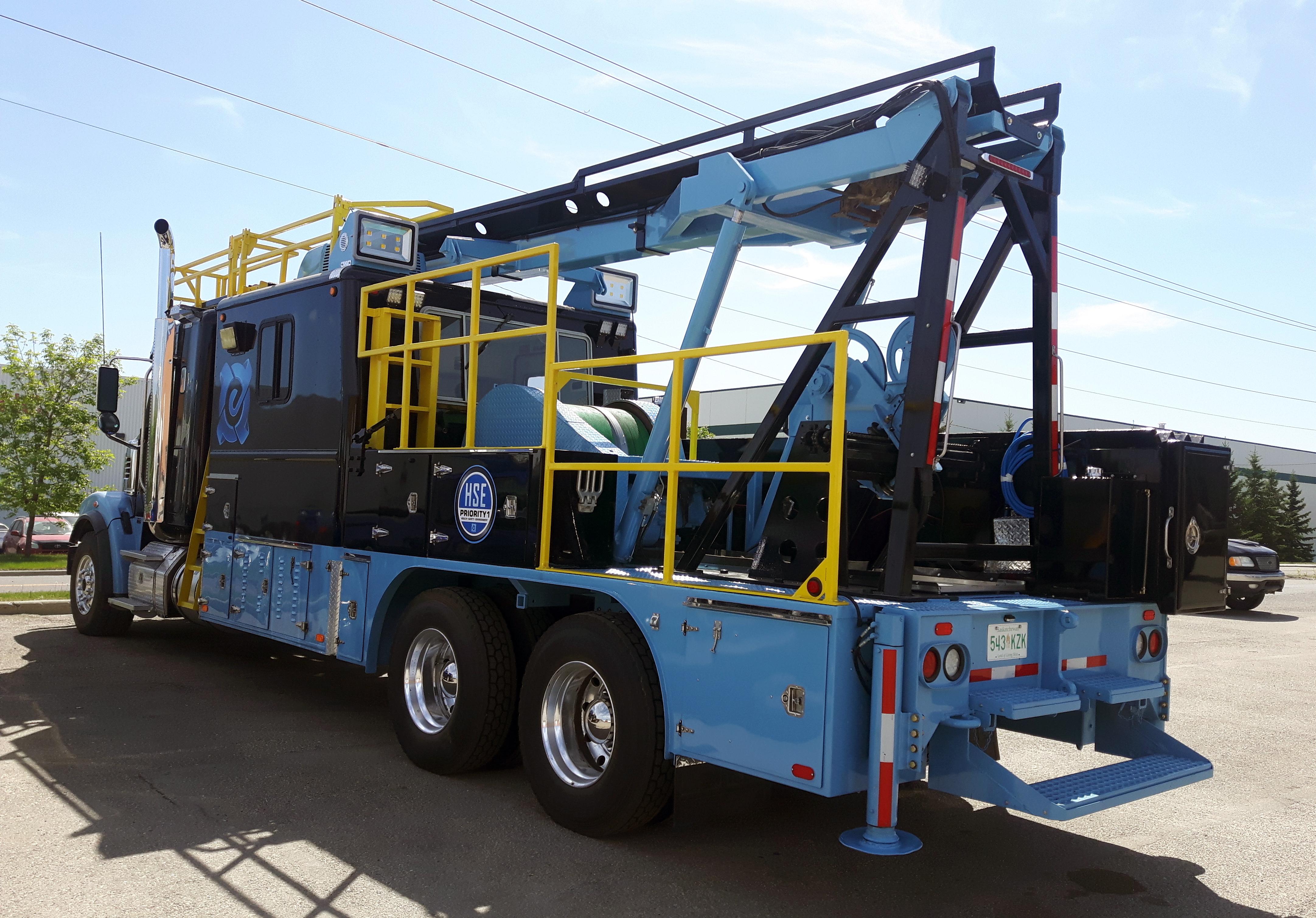 Mast Trucks