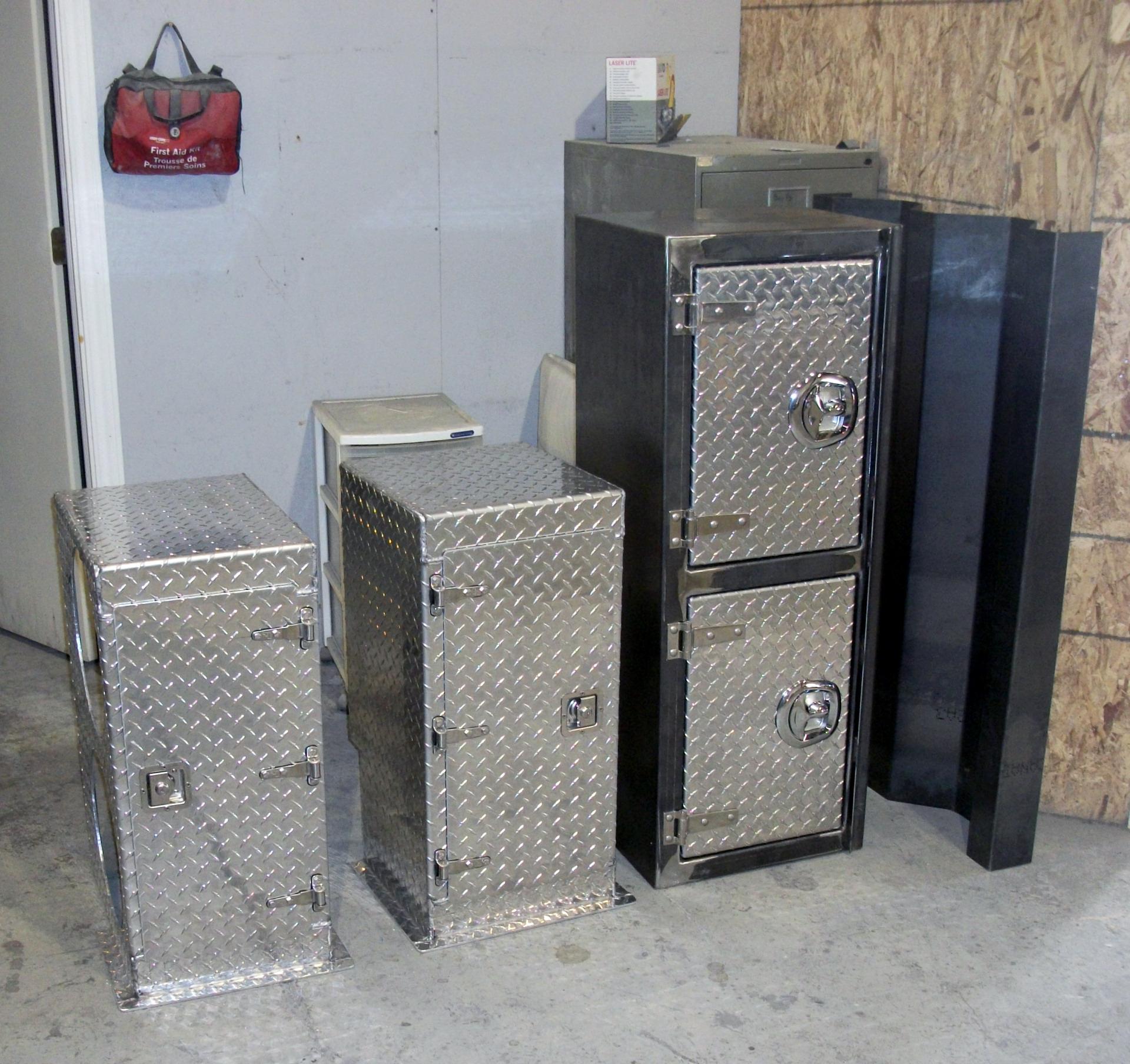Tool Box Fabrication