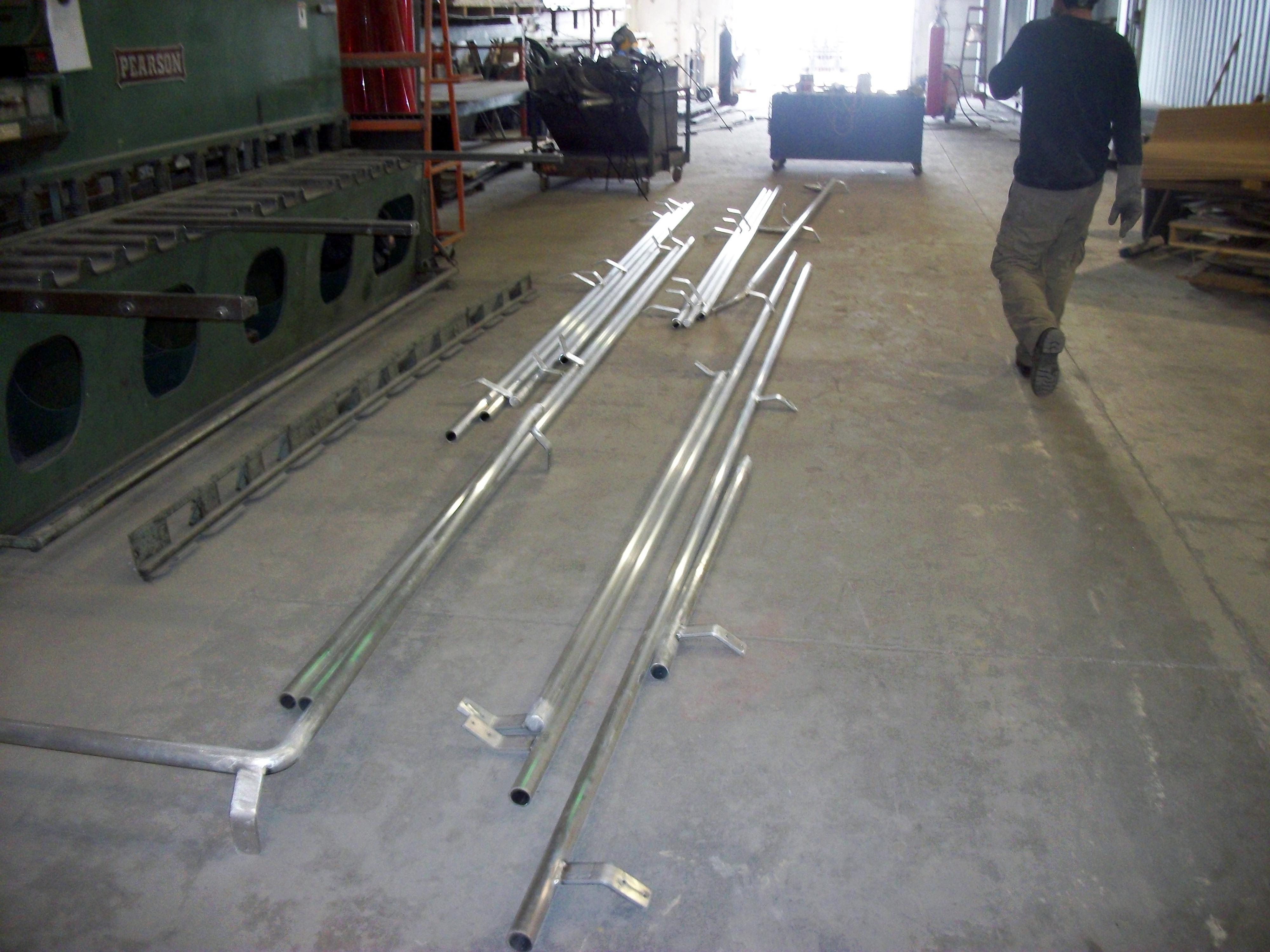 Custom Gates and Railings
